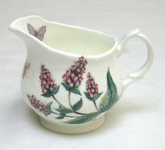 Tea Flower Milk Jug with Peppermint & Chamomile