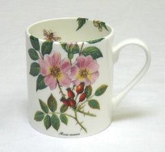 Tea Flower Small Mug with Rosehip & Elderflower