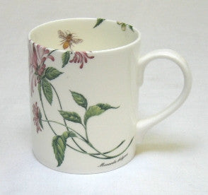 Tea Flower Small Mug with Earl Grey & Marshmallow