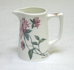 Tea Flower Small Tankard Jug with Earl Grey & Marshmallow