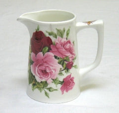 Summertime Rose Small Tankard Jug