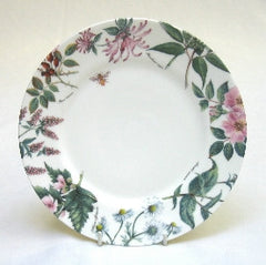 Tea Flower Medium Plate