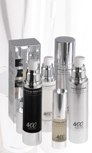 multi-peptides in 4VOO men's skin care products