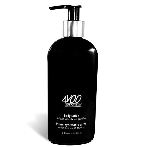 4VOO body lotion for men