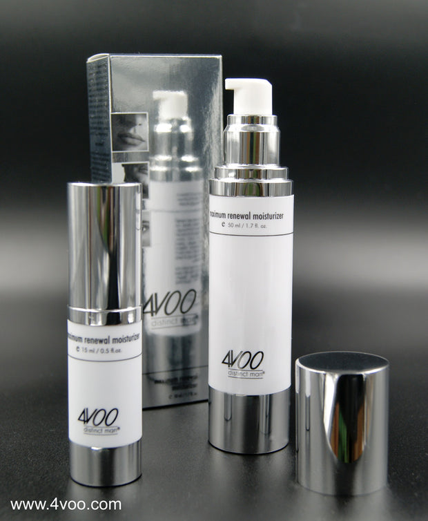 4VOO  maximum renewal moisturizer