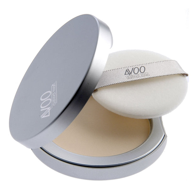 silk-enriched shine reduction powder