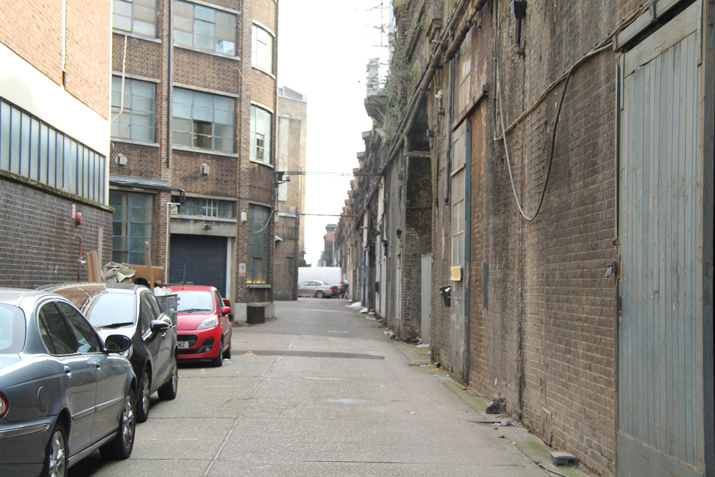 backstreets of Bermondsey