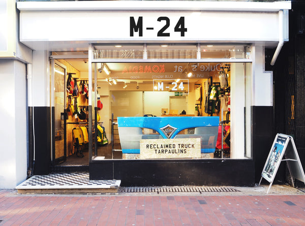 M-24's flagship store