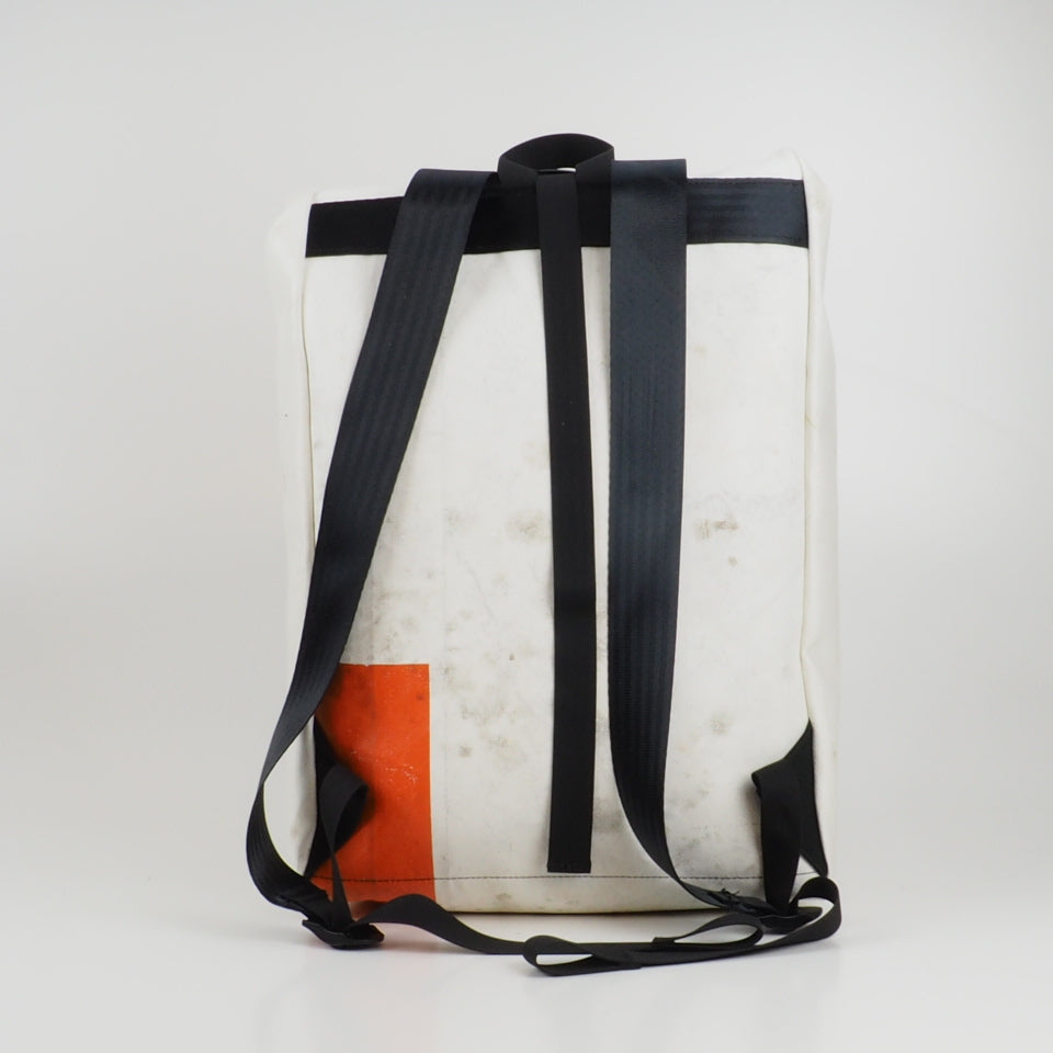 Medium rolltop backpack - mixed - No.2353