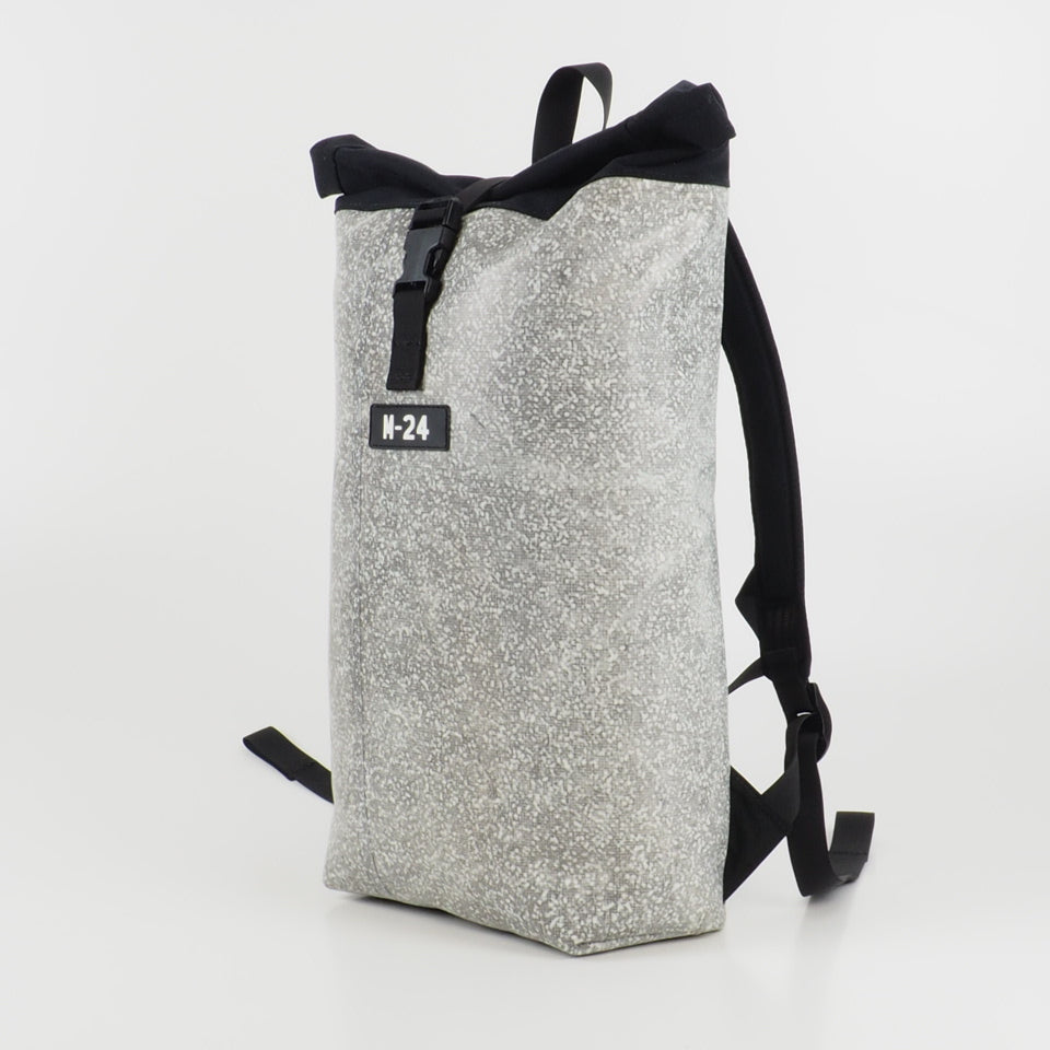 Rogue backpack - grey speckles - No.640
