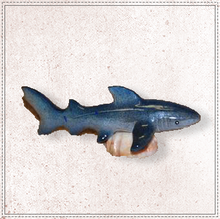 "Load image into Gallery viewer, 3"" Marble Shark"