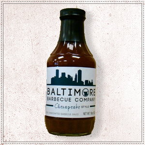 Chesapeak Style Barbecue Sauce