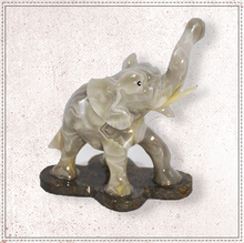Load image into Gallery viewer, Elephant Figurine