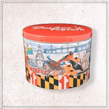 Load image into Gallery viewer, Fishers Popcorn MD TIn