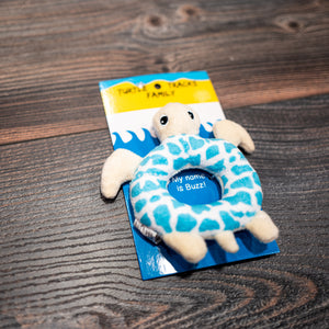 Blue Turtle Rattle