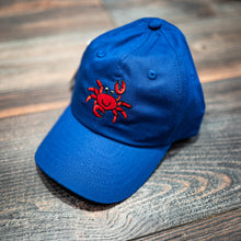 Load image into Gallery viewer, Boys Crab Hat