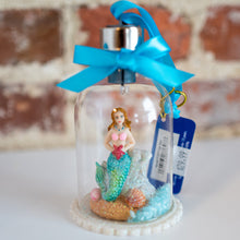 Load image into Gallery viewer, Mermaid Snow Globe Ornament