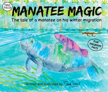 Load image into Gallery viewer, Book-Manatee Magic