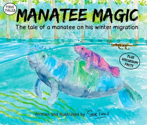 Book-Manatee Magic