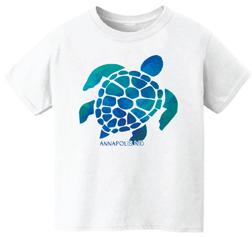 Annapolis Kids Turtle Shirt (Boys)