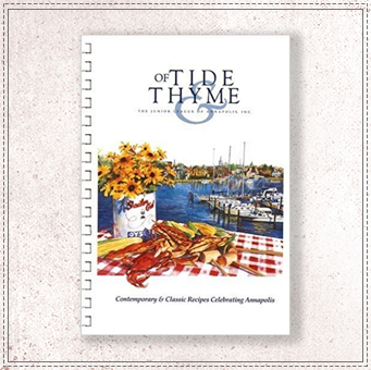 Of Tide And Thyme Cookbook