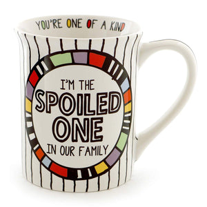 I'm The Spoiled One Mug