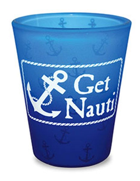 Get Nauti Shot Glass
