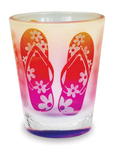 Flip Flop Shot Glass