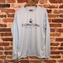 Load image into Gallery viewer, Pastel Blue Annapolis MD Boat Shirt