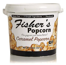 Load image into Gallery viewer, Fishers Popcorn Caramel Tub