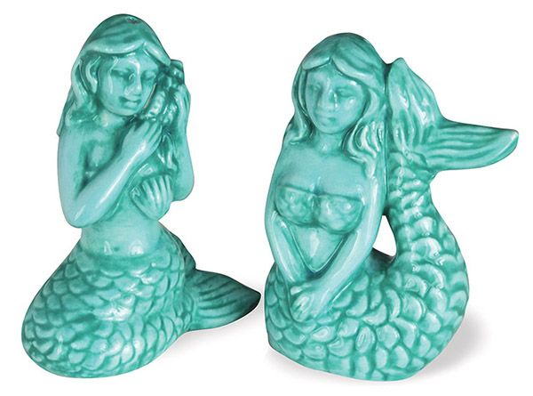 Mermaid Salt and Pepper Shaker