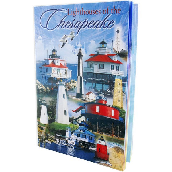 Chesapeake Lighthouse Book