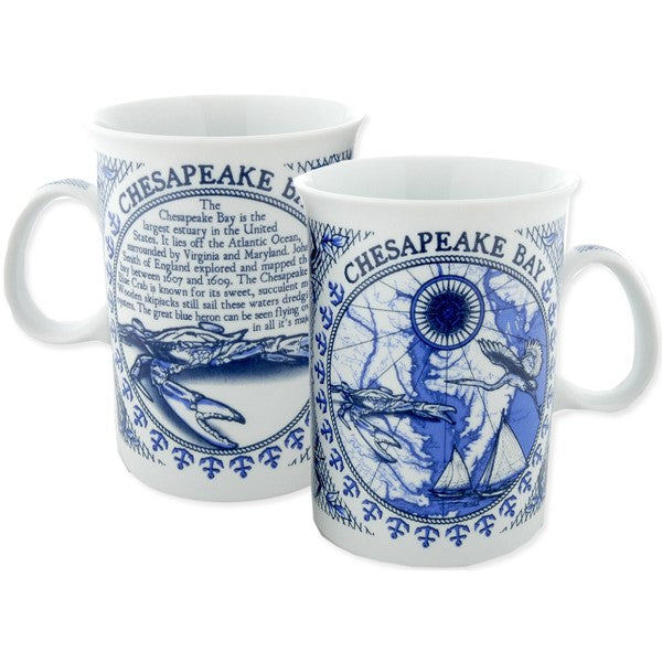Chesapeake Coffee Mug