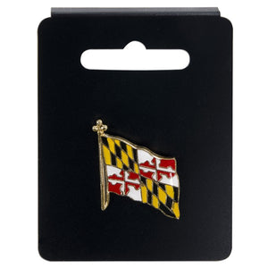 MD Flag Pin