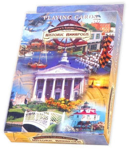 Annapolis Playing Cards