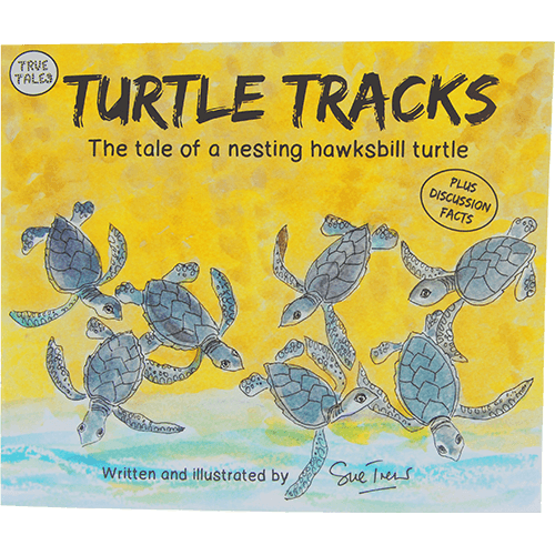 Book-Turtle Tracks
