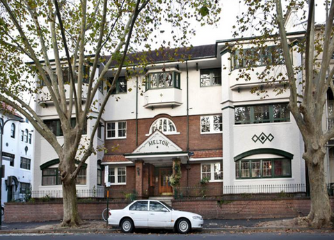 116-118 Victoria Street, POTTS POINT