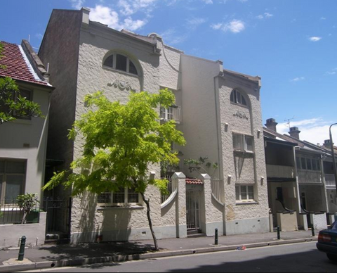 13-17 Hughes Street, POTTS POINT