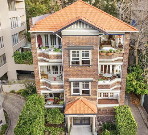 1 St Neot Avenue, POTTS POINT