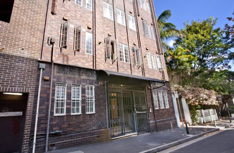 25 Hughes Street, POTTS POINT