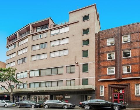 5-7 Ward Avenue, POTTS POINT