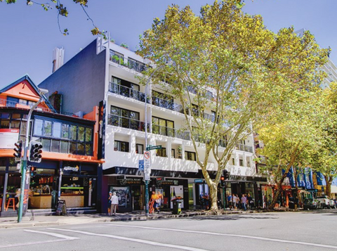 91-93 Macleay Street, POTTS POINT