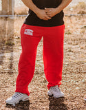 STRENGTH CARTEL RED STARS JOGGERS