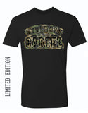 STRENGTH CARTEL CUT & SEW CAMO TEE