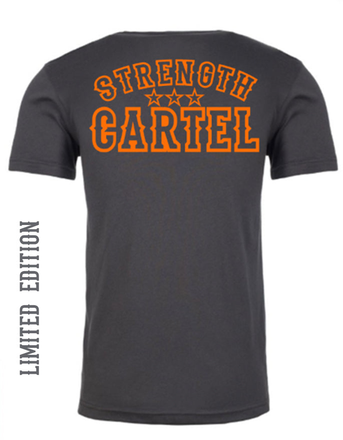 STRENGTH CARTEL SC CAMO TEE