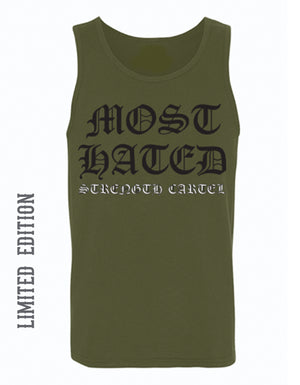 STRENGTH CARTEL MOST HATED TANK