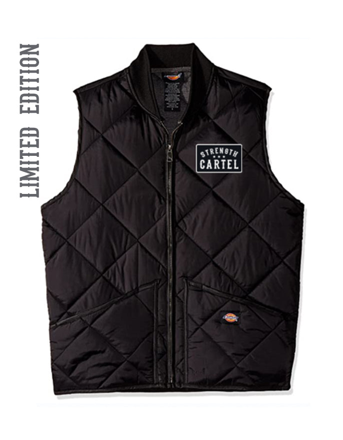 SC x DICKIES Patch Vest