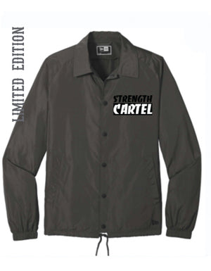 SC x NEW ERA CARTEL STREETS JACKET