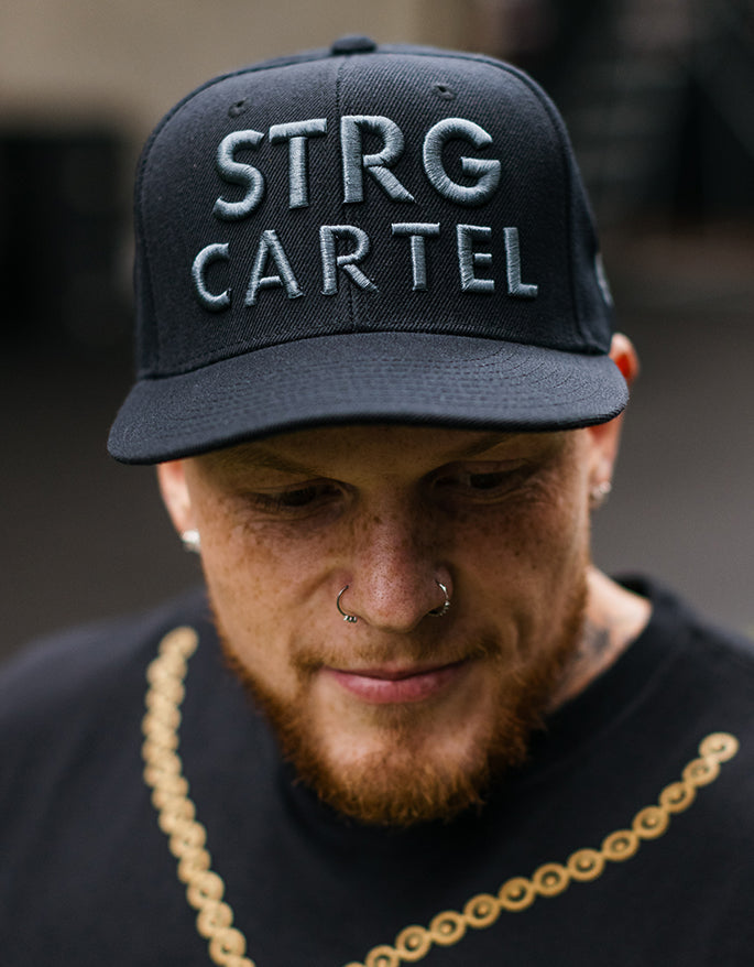 SC UNISEX HAT STRENGTH CARTEL STRG