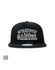 SC UNISEX HAT STRENGTH CARTEL STARS BLACK / WHITE